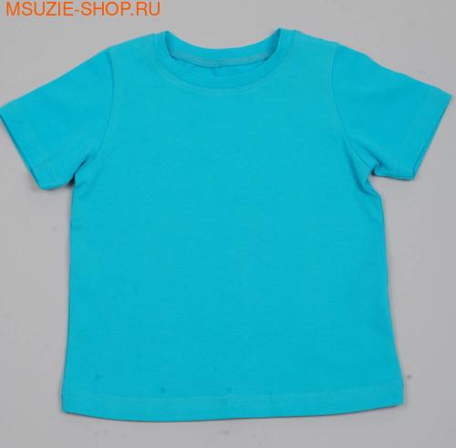 Милашка Сьюзи футболка. 86 бирюза ростДжемпера, рубашки, кофты<br><br>