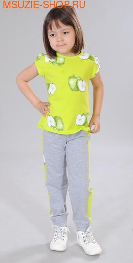 Флер де Ви блузка. 86 салат ростДжемпера, рубашки, кофты<br><br>