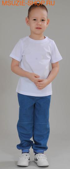 Милашка Сьюзи брюки. 104 голубой ростБрюки, шорты <br><br>
