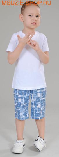Милашка Сьюзи шорты. 104 серо-голубой ростБрюки, шорты <br><br>