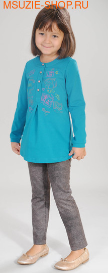 Милашка Сьюзи туника. 110 морск. волна ростДжемпера, рубашки, кофты<br><br>