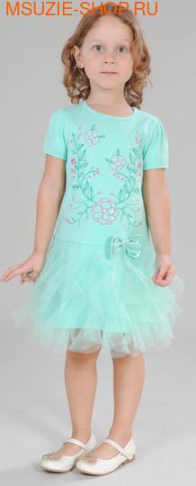 Милашка Сьюзи платье. 104 св.зеленый ростПлатья <br><br>