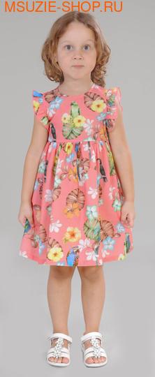 Милашка Сьюзи платье. 104 коралл ростПлатья <br><br>