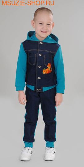 Милашка Сьюзи куртка+брюки. 104 м.волна ростКостюмы <br><br>