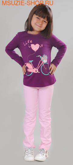 Милашка Сьюзи блузка. 104 фиолетовый ростДжемпера, рубашки, кофты<br><br>