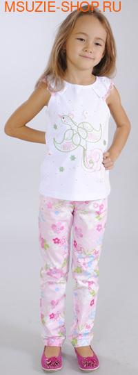 Милашка Сьюзи брюки. 104 розовый ростБрюки, юбки  <br><br>