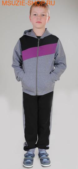Милашка Сьюзи куртка+брюки. 104 серый ростСпортивная форма. <br><br>