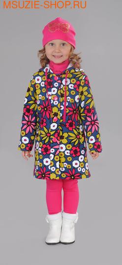 Милашка Сьюзи пальто+лосины. 104 индиго ростВесна-лето<br><br>