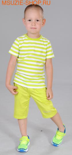 Флер де Ви футболка. 104 полоска ростДжемпера, рубашки, кофты<br><br>