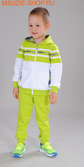 Флер де Ви куртка+брюки. 104 салат ростКостюмы <br><br>