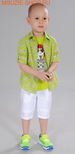 Флер де Ви рубашка. 98 салат ростДжемпера, рубашки, кофты<br><br>