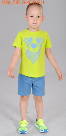 Флер де Ви футболка. 86 салат ростДжемпера, рубашки, кофты<br><br>
