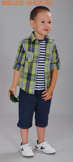 Флер де Ви рубашка. 104 салат ростДжемпера, рубашки, кофты<br><br>
