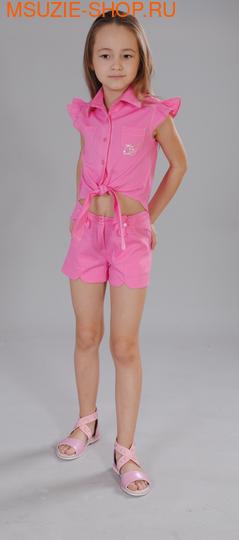 Милашка Сьюзи блузка+шорты. 110 розовый ростКомплекты<br><br>