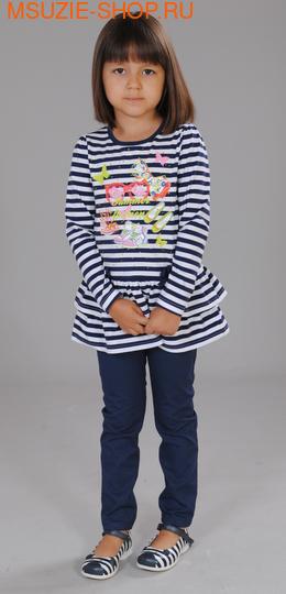 Флер де Ви блузка. 110 полоска ростДжемпера, рубашки, кофты<br><br>