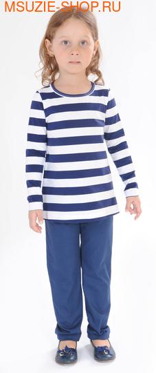 Флер де Ви блузка. 104 полоска ростДжемпера, рубашки, кофты<br><br>