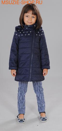 Флер де Ви пальто. 110 синий ростВесна-осень<br><br>