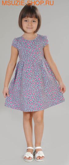 Милашка Сьюзи платье. 110 леопардовый ростПлатья <br><br>