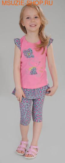 Милашка Сьюзи блузка+юбка-лосины. 86 розовый ростКомплекты<br><br>