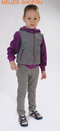 Аксарт куртка. 104 серый рост
