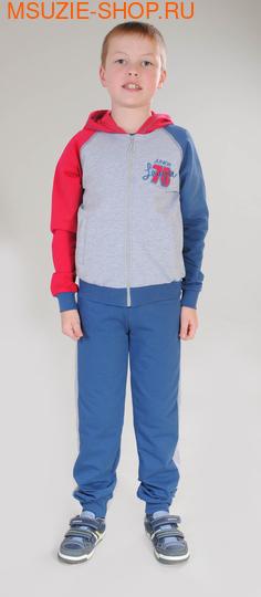 Милашка Сьюзи куртка+брюки. 116 индиго ростКостюмы <br><br>