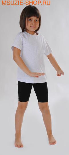 Милашка Сьюзи футболка. 104 белый (меланж) ростДжемпера, рубашки, кофты<br><br>