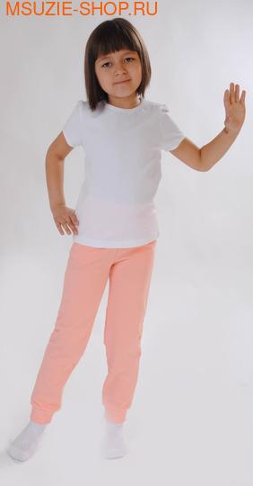Милашка Сьюзи брюки. 104 персиковый ростБрюки, юбки  <br><br>