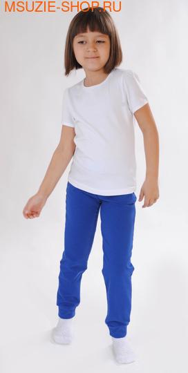 Милашка Сьюзи брюки. 104 васильковый ростБрюки, юбки  <br><br>