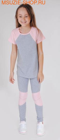 Милашка Сьюзи брюки. 116 серый ростСпортивная форма<br><br>