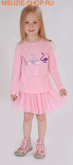 Флер де Ви туника. 104 розовый ростДжемпера, рубашки, кофты<br><br>