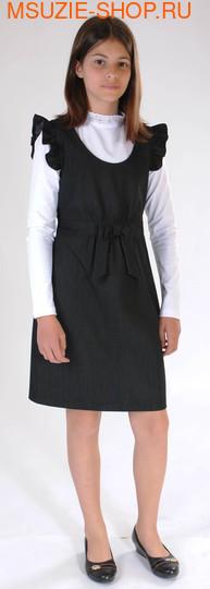 Милашка Сьюзи сарафан. 128 черный ростНовинки<br><br>