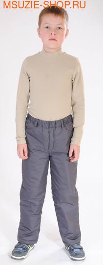 Милашка Сьюзи брюки. 104 серый ростВесна-осень<br><br>