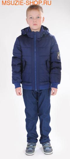 Милашка Сьюзи осенняя куртка. 122 синий ростВесна-осень<br><br>