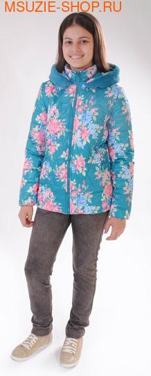 Милашка Сьюзи осенняя куртка. 110  морская волна ростВесна-осень<br><br>