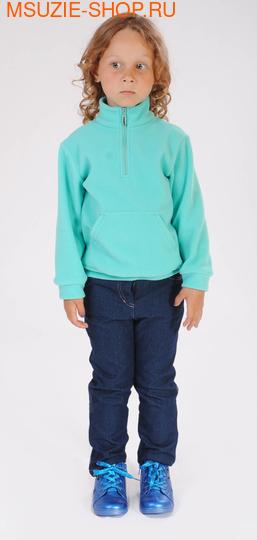 Милашка Сьюзи брюки на флисе. 104 синий ростВесна-лето<br><br>