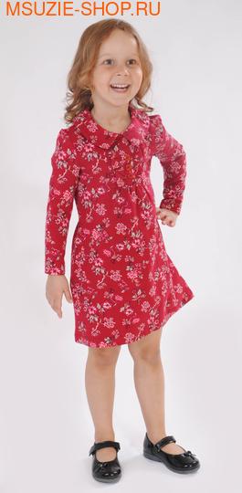 Милашка Сьюзи платье. 104 бордовый ростПлатья <br><br>