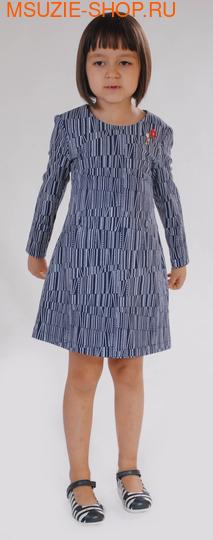 Милашка Сьюзи платье. 116 синий ростПлатья <br><br>