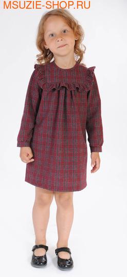 Милашка Сьюзи платье. 92 бордовый ростПлатья <br><br>