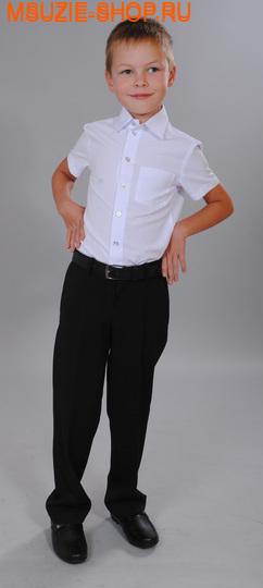 Милашка Сьюзи сорочка. 122 белый ростШкольная форма<br><br>