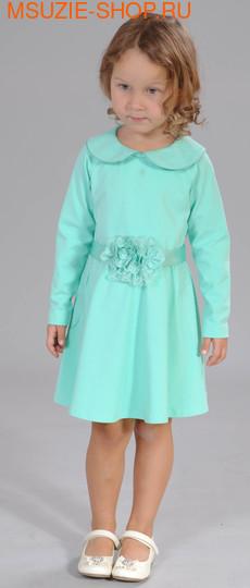 Флер де Ви платье. 86 св. зеленый ростНарядные платья <br><br>