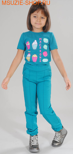 Флер де Ви блузка. 104 м.волна ростДжемпера, рубашки, кофты<br><br>