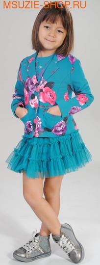 Флер де Ви жакет. 104 м.волна ростДжемпера, рубашки, кофты<br><br>