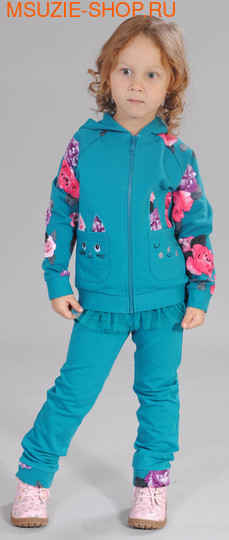 Флер де Ви куртка+брюки. 104 м.волна ростВесна-лето<br><br>