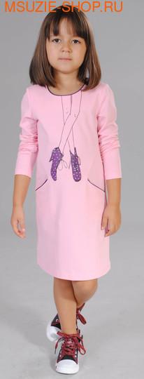 Флер де Ви платье. 104 розовый ростПлатья <br><br>
