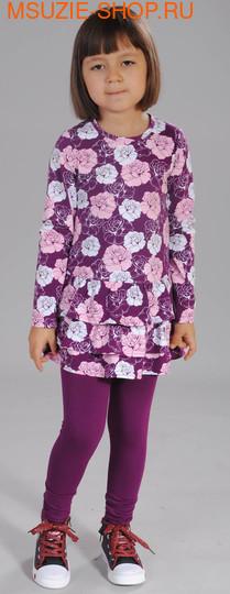 Флер де Ви туника. 86 фиолетовый ростДжемпера, рубашки, кофты<br><br>