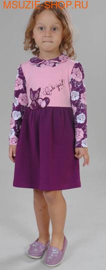 Флер де Ви платье. 98 фиолетовый ростПлатья <br><br>