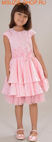 Флер де Ви платье. 104 розовый ростНарядные платья <br><br>