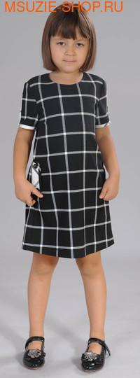 Флер де Ви платье. 110 черный ростПлатья <br><br>