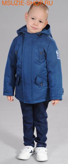 Флер де Ви куртка (ОСЕНЬ). 98 синий ростВесна-осень<br><br>