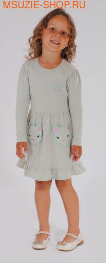 Флер де Ви платье. 104 светло-бежевый ростПлатья <br><br>